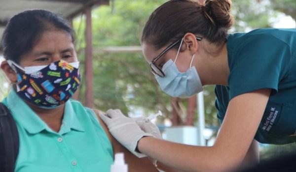centros de vacunación en Quito
