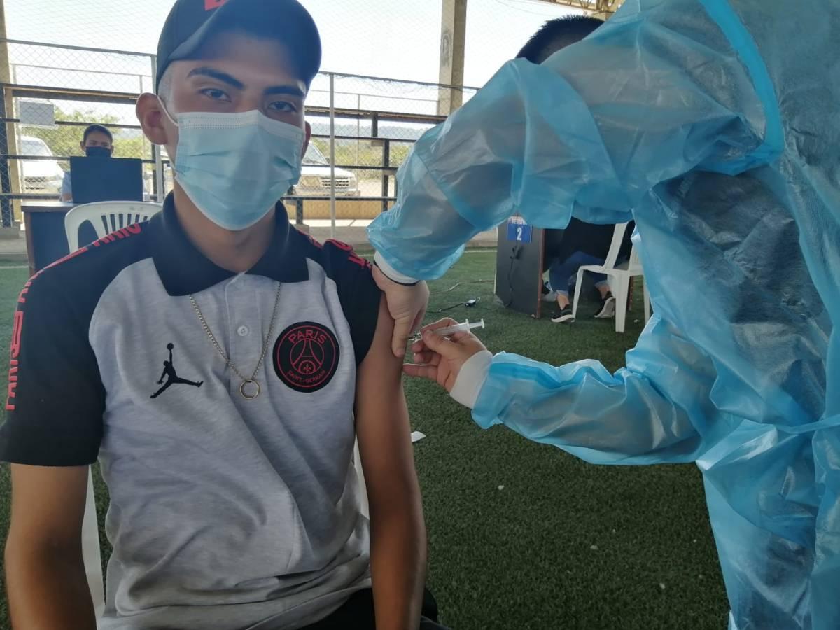 vacunación el oro loja zamora