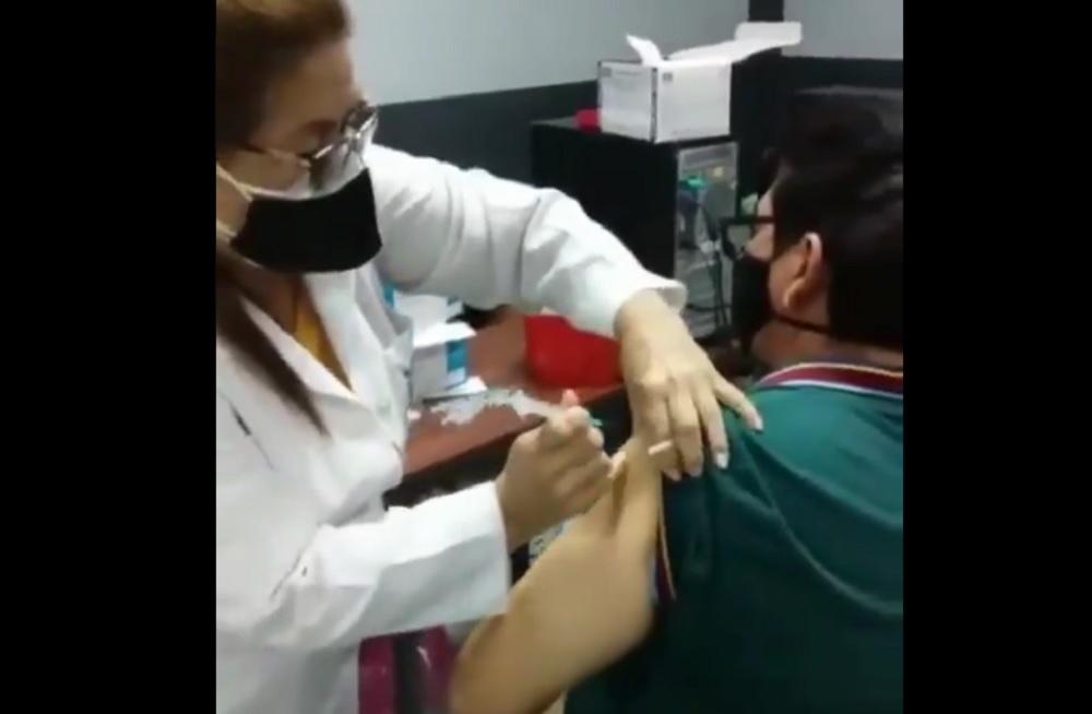 Vacunacion falsa