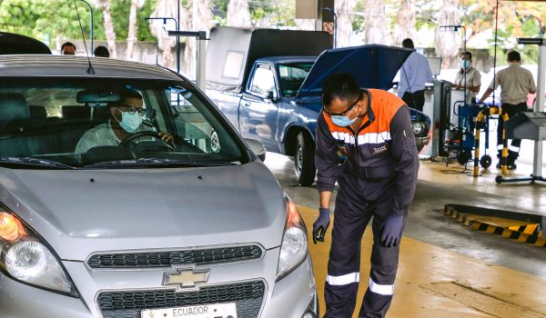 ATM matriculación y revisión vehicular