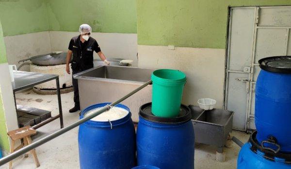 plantas de lácteos clausuradas