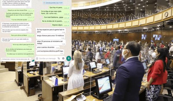 asambleísta corrupción