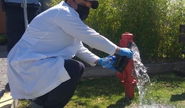 Agua Quito