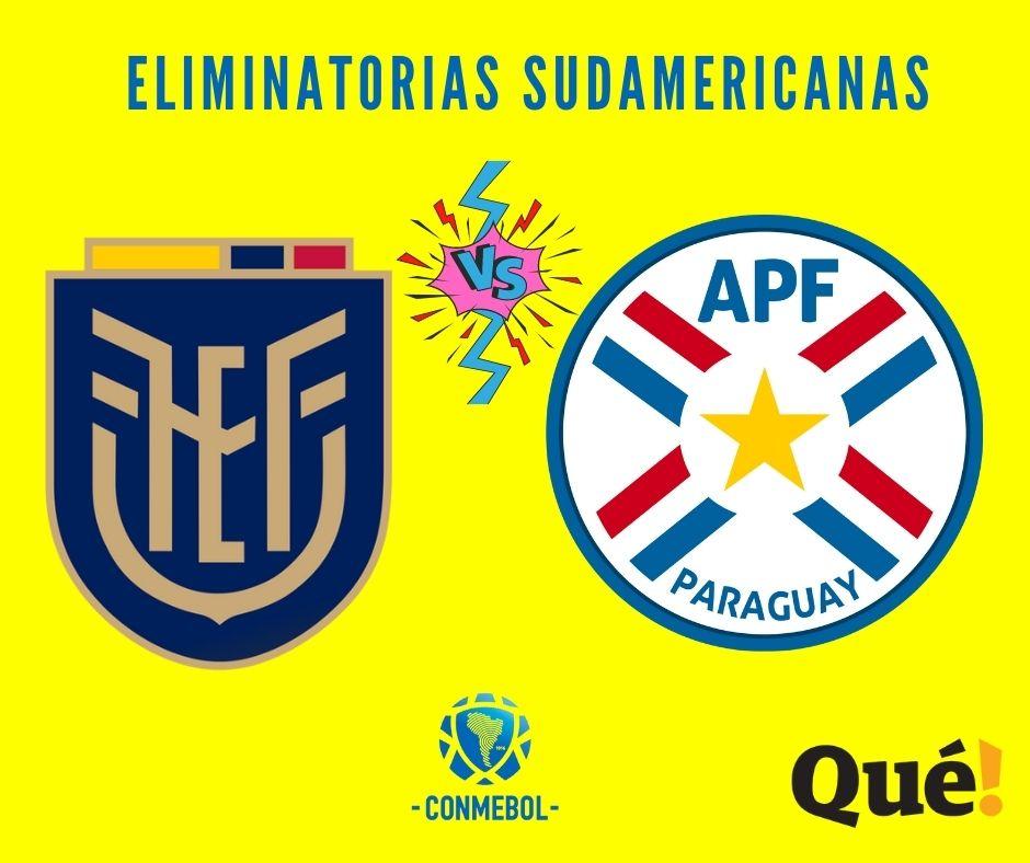 ecuador versus paraguay eliminatorias sudamericanas