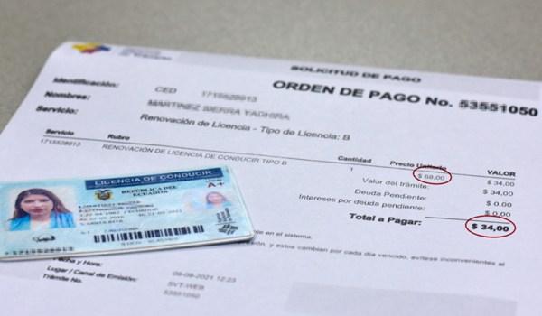 conductores sin multas tendrán descuento