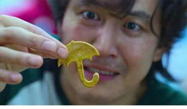 como hacer las galletas del juego del calamar