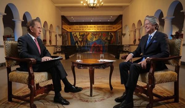 Lasso y Don Alfonso
