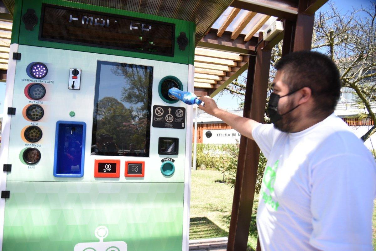 máquinas biorecicladoras