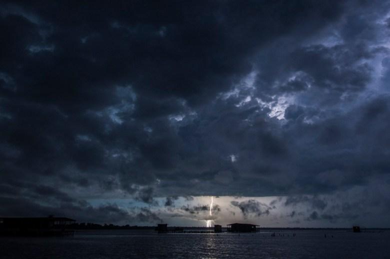Lago de Maracaibo es la capital de los relampagos