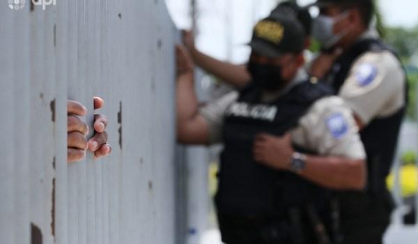 Crisis carcelaria Ecuador