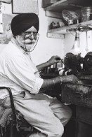 Tri X / 24x36 / Kumar Radio - Varanasi