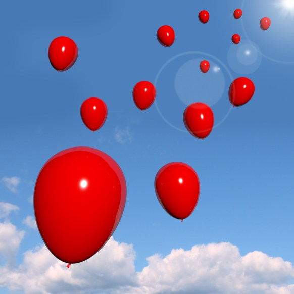 Image result for 99 red balloons