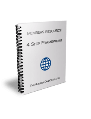 No 1 Club 4 Step Framework