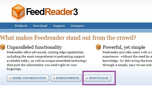 Manual de FeedReader  (1/6)