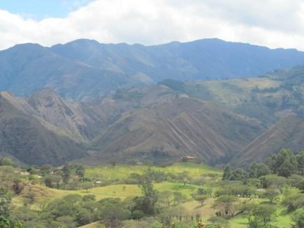 Vilcabamba views