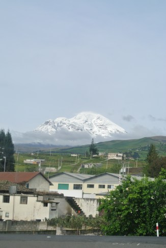 another view of Chimborazo