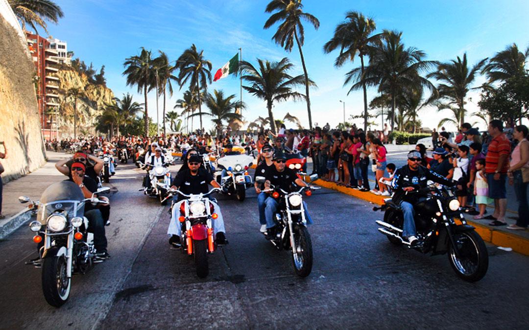 Resultado de imagen de legendaria semana de la moto mazatlan 2020
