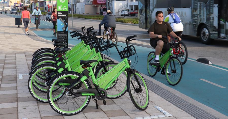 No habrá ciclovía, pero se acondicionará la Camarón Sábalo para el uso de  la bicicleta - Que pasa en Mazatlán