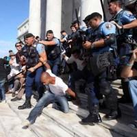 LA FUERZA POLICIACA ILEGAL DE PUERTO RICO
