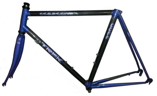 Forma y tecnología (carbono) – Qué Pedal!