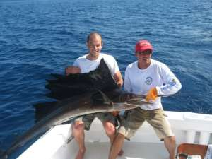 Sail Fish Tours Quepos Costa Rica