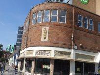 Fyffes old warehouse - Nottingham