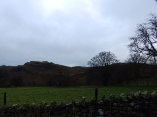 Dull Lake District View