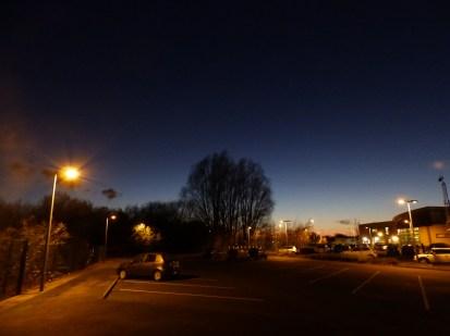 Car Park at Wilford