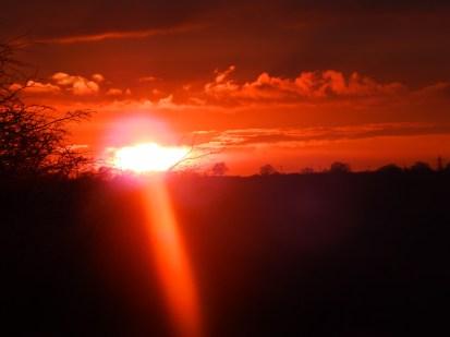 Sunset, Codnor, Notts
