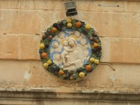 Building Plaque, Malta