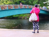 Photographer at Bakewell c
