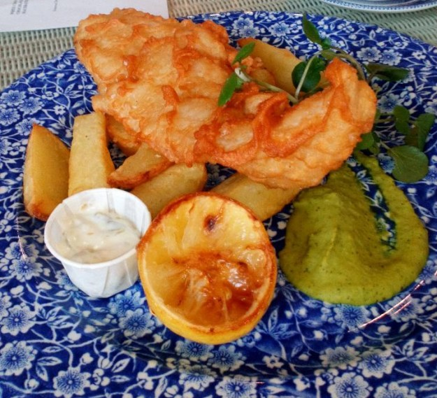 Fish and Chips East Bridgford