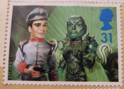 Stingray Stamp