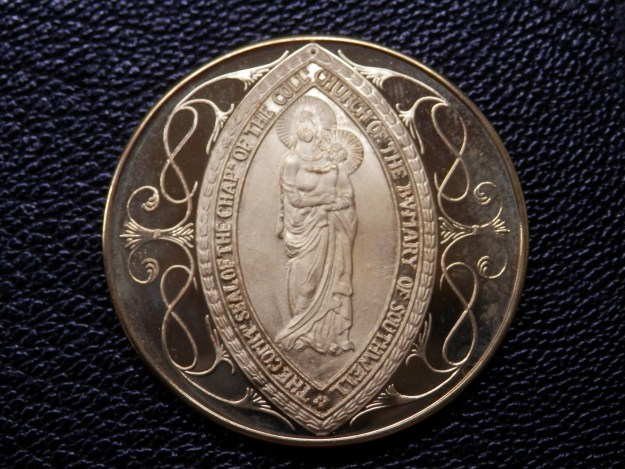 Southwell Minster Souvenir Medallion