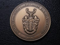 Magistrates' Court Medallion