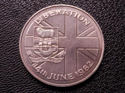 Falkland Islands 50p