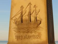 Captain Cook's Plinth