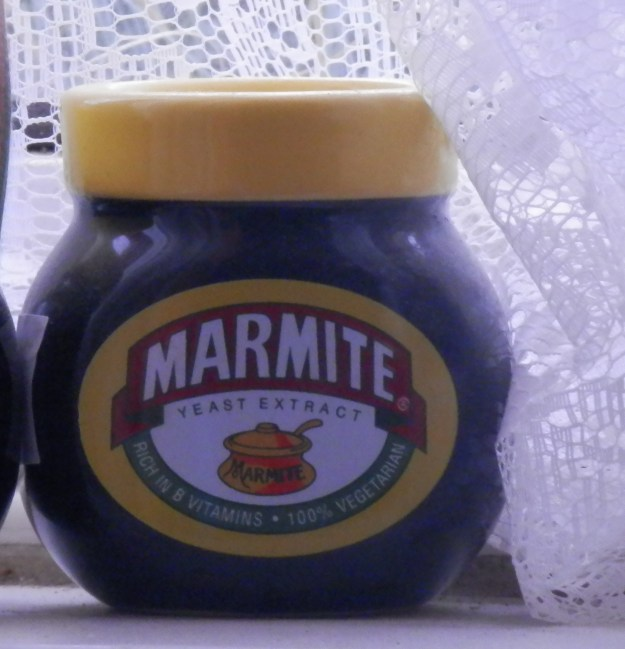 Marmite - novelty egg cup