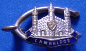 Cambridgeshire Regiment Sweetheart