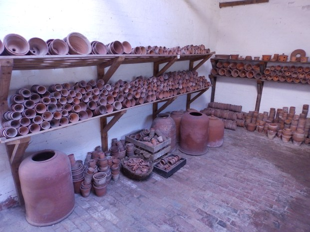 The Plant Pot Room - Clumber Park