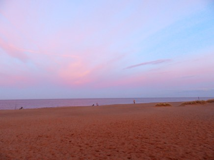 Beach at Anderby CreekRA
