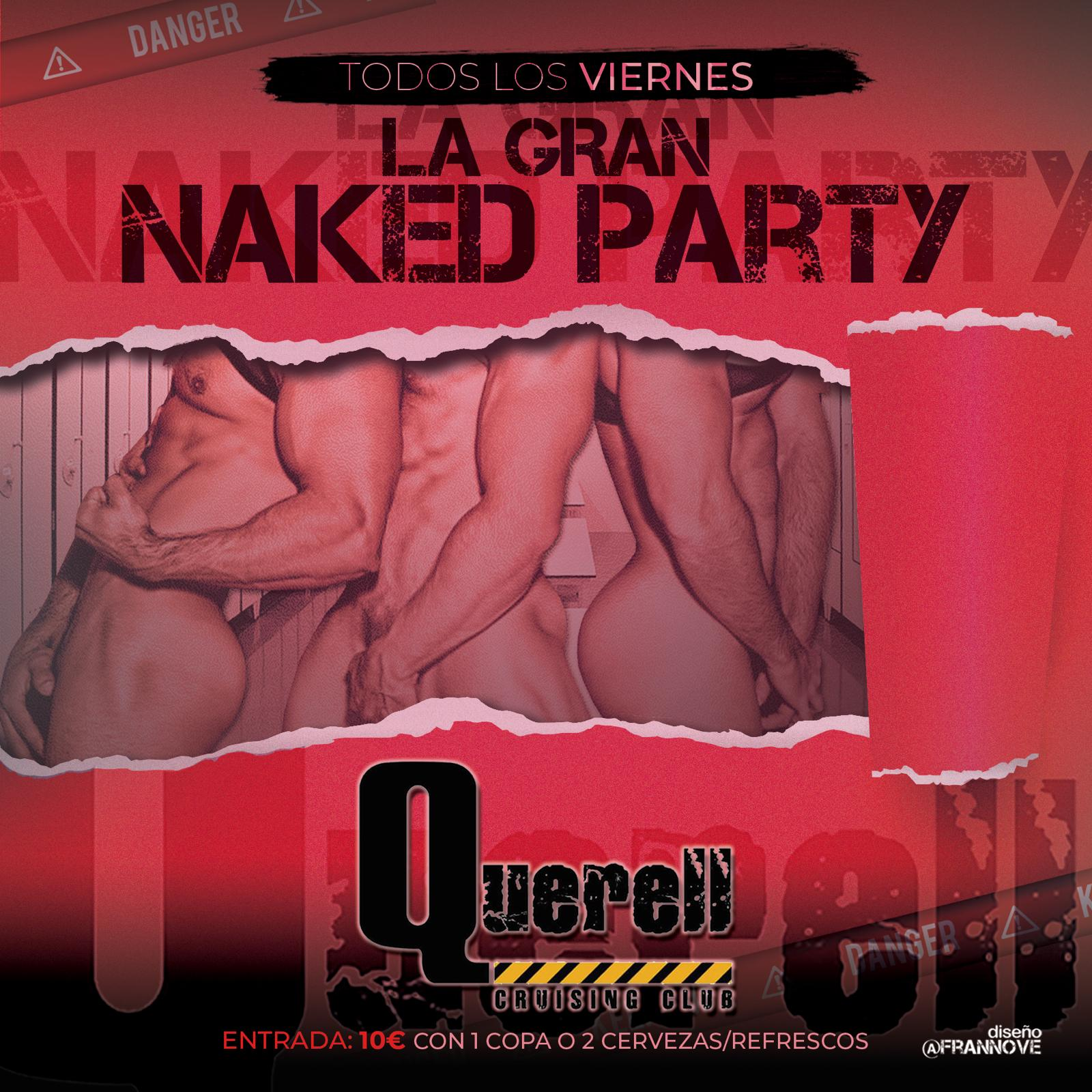 NAKED PARTY