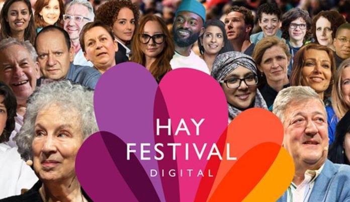 Hay Festival contará con tres premios nobel este 2020
