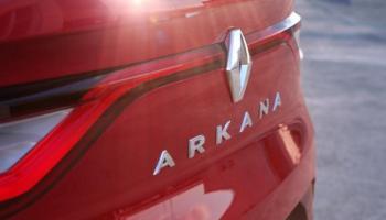 Conheça o Arkana, novo Crossover da Renault
