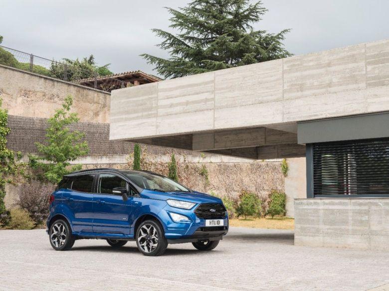 Ford EcoSport cresce 110% e tem venda recorde