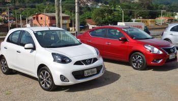 Nissan fará Recall de Versa e March, confira se o seu está na lista