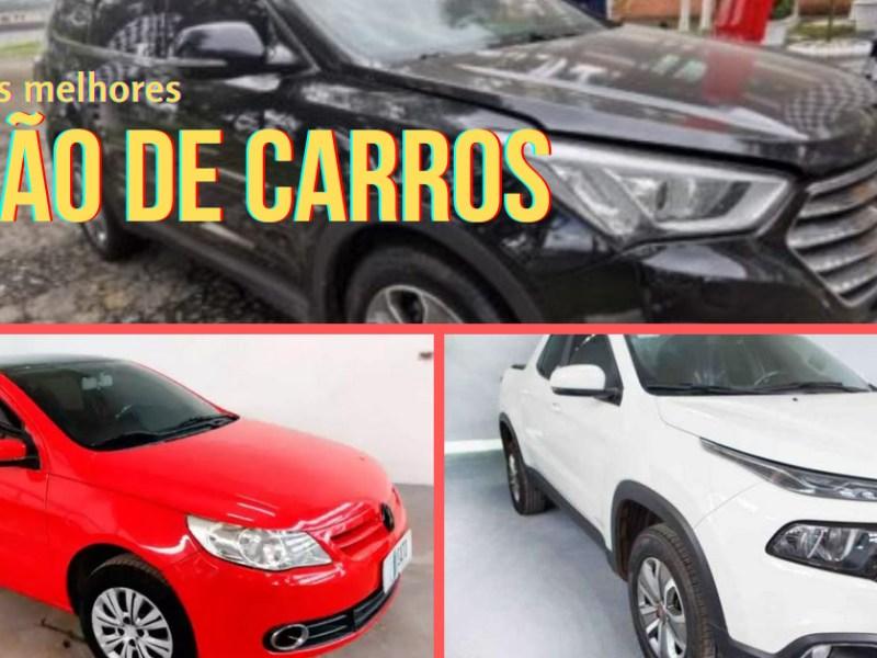 Leilão de carros Confira os melhores do Brasil