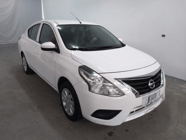 Leilão Santander tem Nissan Versa 1.0 2018 2019