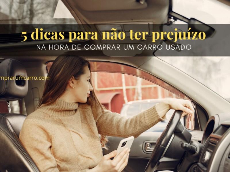 5 dicas para não ter prejuízo na hora de comprar um carro usado em leilão