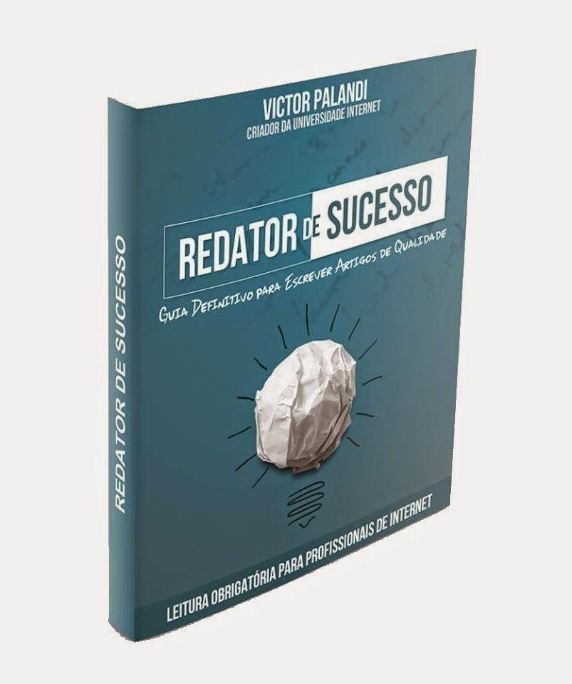 Como se tornar um redator de sucesso - E-book grátis